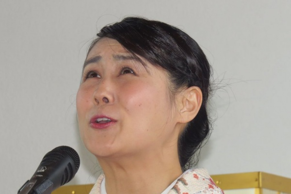 Sayaka Fujii 2015