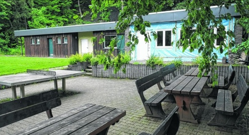 Winterlager im Tiefenbachtal