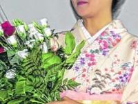 Sayaka Fujii wieder zu Gast in Huppenbroich