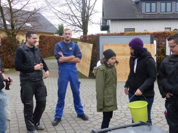 O Tannenbaum 2016 – Aufbau