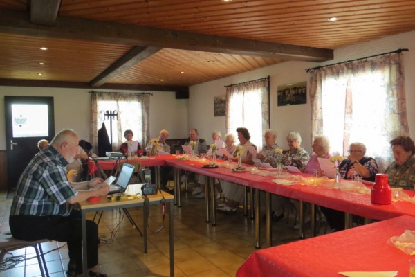 Hupp-70+ Sommertreffen 2015