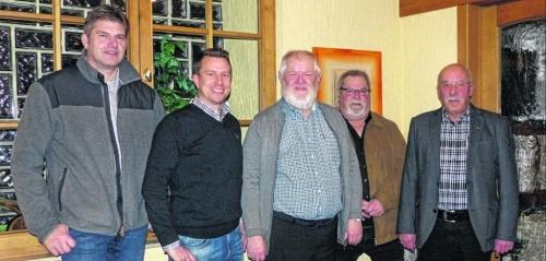 Kapellenverein Huppenbroich blickt auf erfolgreiches Jahr zurück