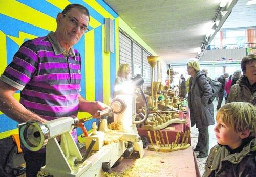Hobbykünstler zeigen in Simmerath ihre Handwerkskunst