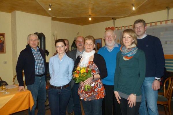 Jahreshauptversammlung Kapellenverein 2013