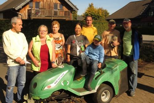 Umwelttag 2014 Herbst