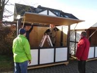 Aufbau O Tannenbaum 2014
