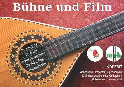 Mandolinen- und Chorkonzert in Huppenbroich