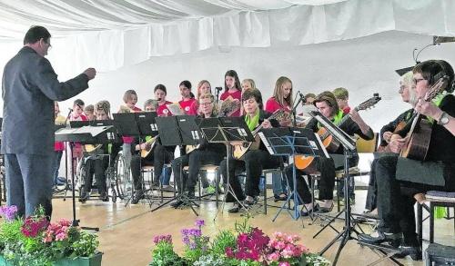 Ein Konzert mit viel Herz und Gefühl