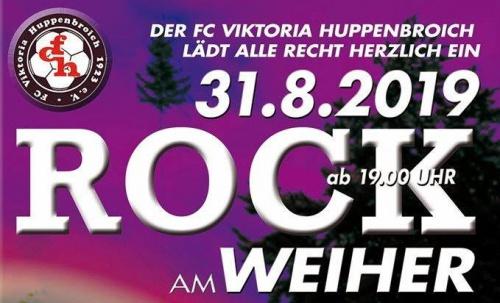 """Viktoria Huppenbroich lädt zu """"Rock am Weiher"""""""
