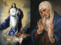 Wer verbirgt sich hinter den Namensgeberinnen Eifeler Kirchen?